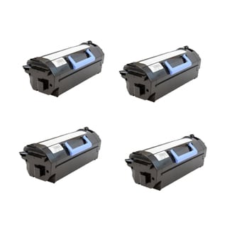 4PK Compatible 332-0131 Toner Cartridge For Dell B5460 B5460DN ( Pack of 4 )