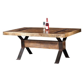 Mongolia Mango Wood Dining Table