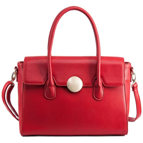 Ann Creek Women's 'Romano' Satchel Bag