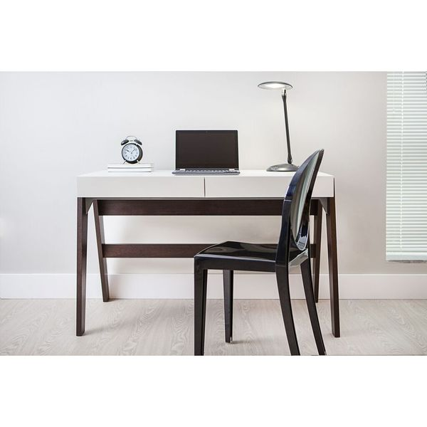 Shop Modern Office Desk With 2 Drawers