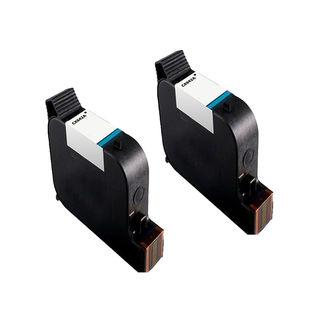 2PK C8842A HP Compatible Ink Cartridge For Pitney Bowes HP C8842A Pitney DA400 DA500 DA700 DA900 ( Pack of 2 )