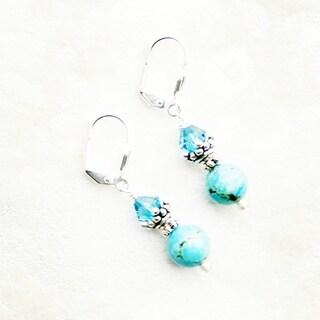 Radiant Seas Earrings