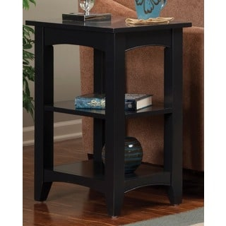 Fair Haven 2 Shelf End Table