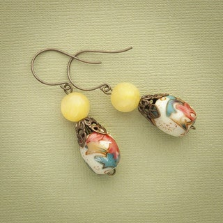 Victoria Meadow Earrings