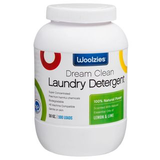 Woolzies 100-percent Natural Powder Lemon Lime Laundry Detergent