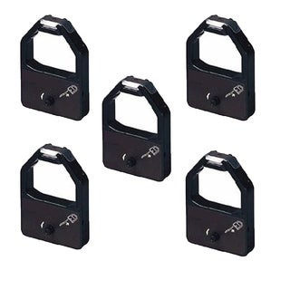 5PK Compatible KX-P155 Ribbons For Panasonic KX-P1524 1624 2624 3624 ( Pack of 5 )