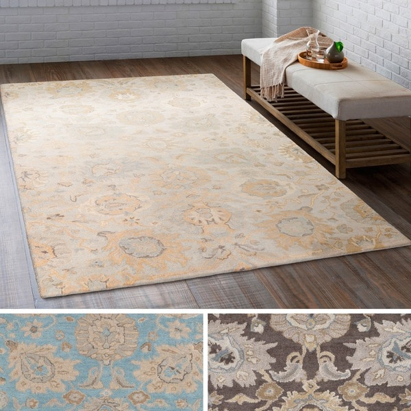 Hand Tufted Romainville Wool Rug (4' x 6')