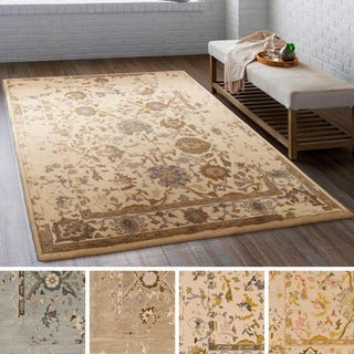 Hand Tufted Staveley Wool Rug (5' x 7'6)