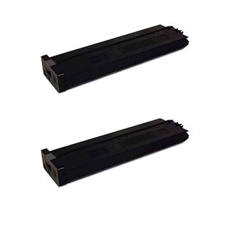 2PK MX-50NTBA Compatible Toner Cartridge For Sharp MX 4100N 4101N 5001N ( Pack of 2 )