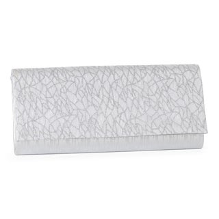 J. Furmani Threads Flap Clutch