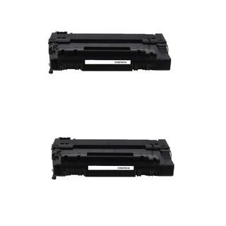 2PK Compatible Q7551A Toner Cartridges for HP LaserJet P3005  P3005DN P3005N P3005X M3027 MFP M3035 (Pack of 2)
