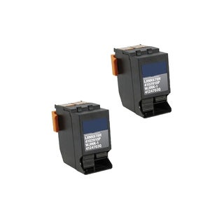 2 Pack Neopost & Hasler 4102910P Compatible Ink Cartridge for Neopost & Hasler IJ65 70 75 80 85 Hasler WJ135 150 (Pack of 2)