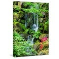 Marmont Hill - Heavenly Falls Painting Print on Canvas