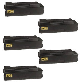 5PK Compatible TK-477 Toner Cartridge for Kyocera TASKalfa 255 2556 305 Copystar CS 255 255B 305 (Pack of 5)