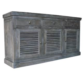 Shutter Large French Gray Sideboard/ Buffet|https://ak1.ostkcdn.com/images/products/11071558/P18080730.jpg?impolicy=medium