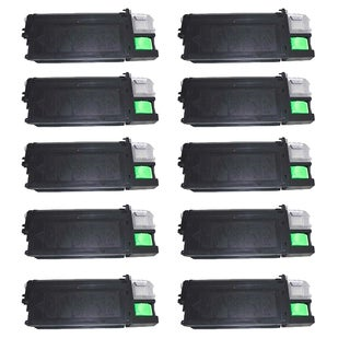 10PK AL100TD (AL110TD) Compatible Toner Cartridge for Sharp AL1000 AL1010 AL1020 AL1041 AL1200 (Pack of 10)