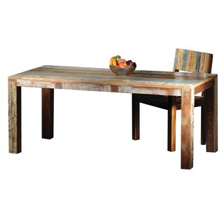 Pedro Mango Wood Dining Table