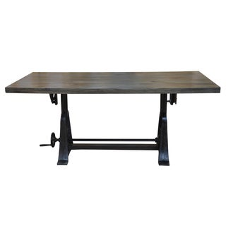 Wynford Adjustable Drafting/ Dining Table