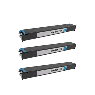 2-pack Compatible 37016011 Toner Cartridges for Kyocera Ai-2310 3010 (Pack of 2)