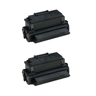 2 Pack Compatible 106R687 106R688 Toner Cartridges for Xerox Phaser 3420 3450 3450B 3450D 3450DN (Pack of 2)