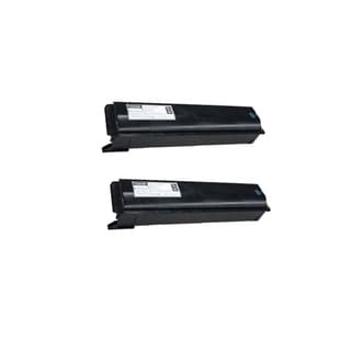 2PK T2840 (3 Prong) Compatible Toner Cartridge for Toshiba E-Studio 203L 233 283 (Pack of 2)