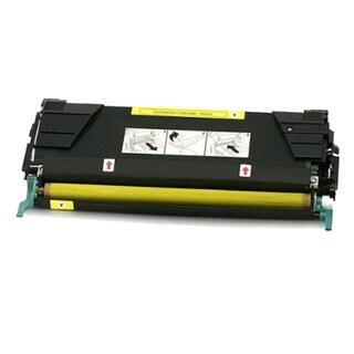 1PK 39V2448 (39V2444) Yellow Compatible Toner Cartridge for IBM InfoPrint Color 1834 1846 1854 1856 1866 (Pack of 1)