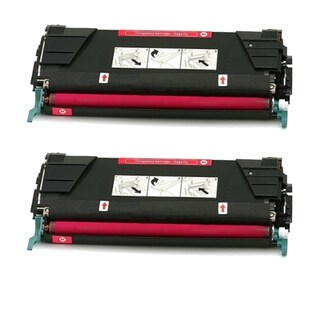 2-pack Compatible S050097 Toner Cartridges for Epson AcuLaser C900 (Pack of 2)