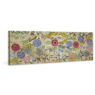 Marmont Hill - Spring Garden Painting Print on Canvas