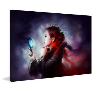 Marmont Hill - Vanity Painting Print on Canvas