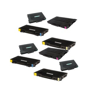 2Set + 1BK Compatible 106R00680 106R00681 106R00682 106R00684 toner Cartridges for XEROX Phaser 6022 (Pack of 9)