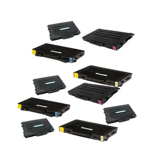 2Set + 21BK Compatible 106R00680 106R00681 106R00682 106R00684 toner Cartridges for XEROX Phaser 6022 (Pack of 10)