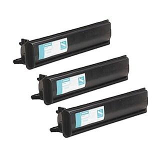 3PK T4590 Compatible Toner Cartridge for Toshiba E-Studio 206L 256 306 356 456 506 (Pack of 3)