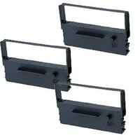 3PK Compatible IR-61BR Ribbons for Citizen ABS SA4000 Casio CE 4050 (Pack of 3)