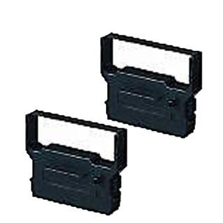 2PK Compatible IR-61BK Ribbons for Citizen CBM-710 CBM-715 CBM-720 (Pack of 2)