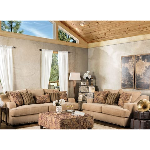 Buy Tan Living Room Furniture Sets Online at Overstock | Our ...