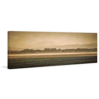 Marmont Hill - Sauvie Island Serenity Painting Print on Canvas