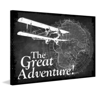Marmont Hill - The Great Adventure! Painting Print on Canvas
