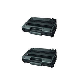 2PK Compatible 406989 Toner Cartridges For Ricoh Aficio SP3500 SP3500DN SP3500N SP3500SF SP3510 SP3510DN SP3510SF ( Pack of 2 )