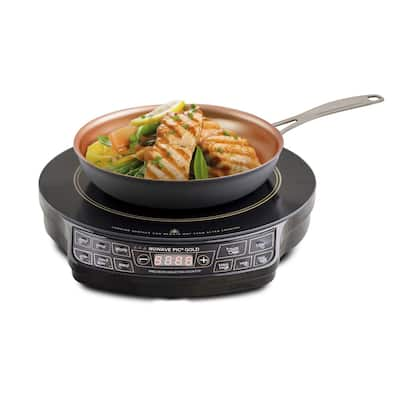 NuWave 30242 PIC Induction Cooktop with 10.5-In Fry Pan