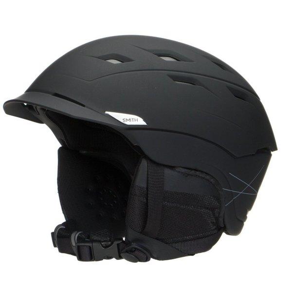 Smith Optics Variance Unisex Adult Snow Helmet - Medium (Matte Black)