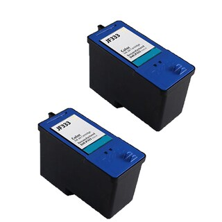 2 Pack Dell JF333 Series 6 PG324 Compatible Ink Cartridge For Dell Inkjet 725 810 ( Pack of 2 )