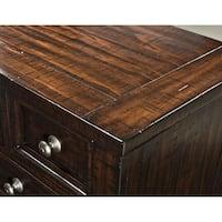 Hayden Solid Pine 7-Drawer Dresser