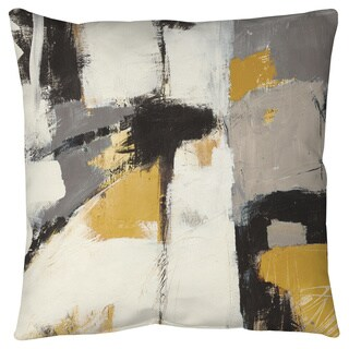 Yellow Catalina Floor Pillow