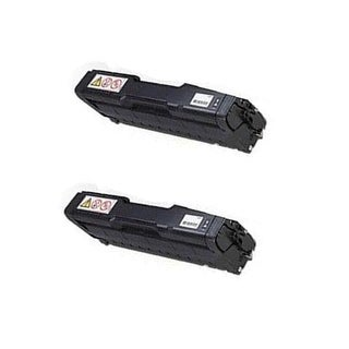 2PK 407653 Compatible Toner Cartridge For Ricoh SP C252DN SP C252SF ( Pack of 2 )