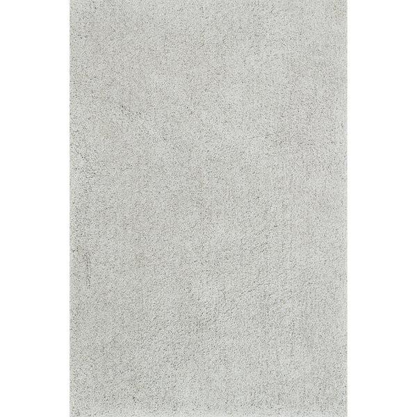"Carlisle Hand-tufted Grey Shag Rug (3'6 x 5'6) - 3'6"" x 5'6"""
