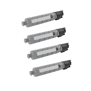 4PK Compatible 821105 ( 821070 ) Toner Cartridge For Ricoh Aficio SP C811DN ( Pack of 4 )