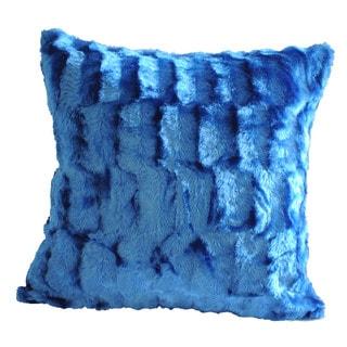 Anna Ricci Sculpted 18 inch Throw Pillow