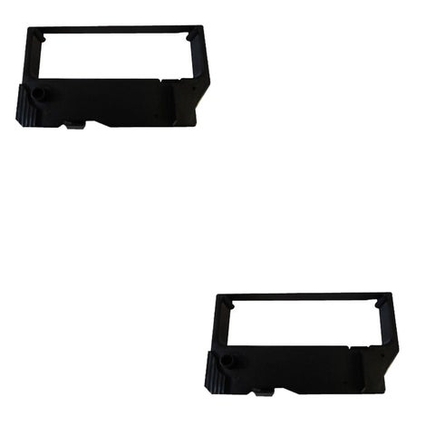 2PK Compatible RC200 Black/Red Ribbons For Star SP200 ST200 ( Pack of 2 )