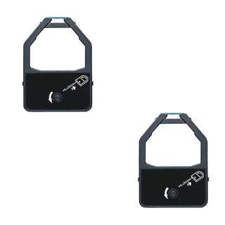 2PK Compatible KX-P155 Ribbons For Panasonic KX-P1524 1624 2624 3624 ( Pack of 2 )