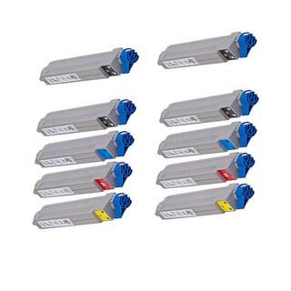 Premium Compatibles OKIDATA C330 44469703 C17 CYAN Toner Cartridge